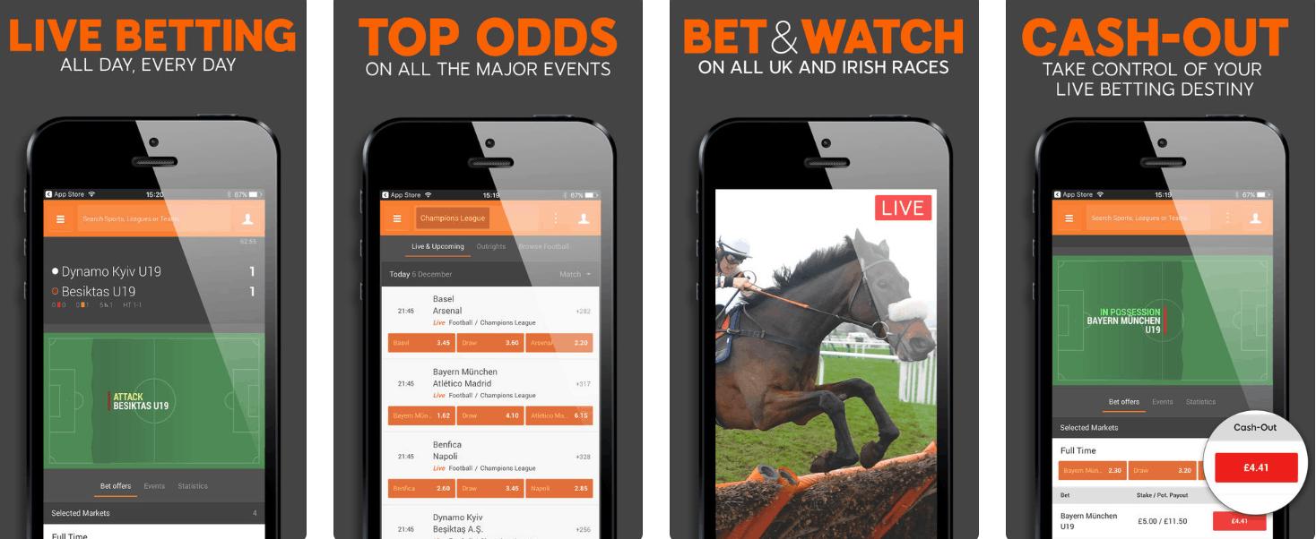 88Sport horse racing app
