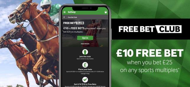 Betway Horse Racing Betting App