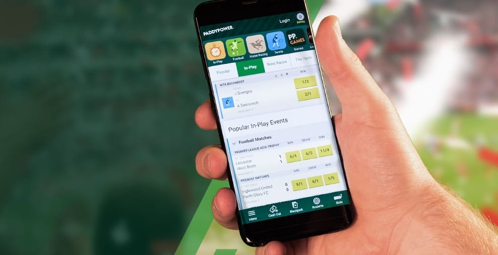 paddy power app live betting