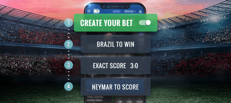 10 Bet Create Your Bet