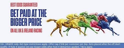 Coral Horse Racing Best Odds Guaranteed