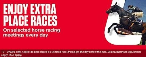 Ladbrokes Extra Place Races