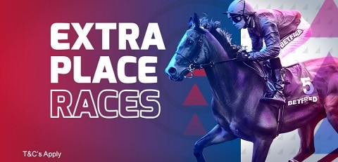 Betfred Extra Place Races