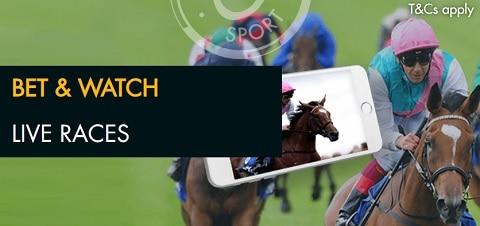 Grosvenor Bet & Watch Live Races