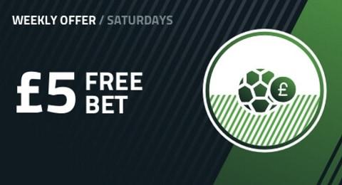 FansBet £5 Free Bet