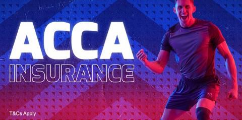 Betfred Football - Acca Insurance