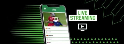 Unibet Live Streaming - Watch and Bet with Unibet