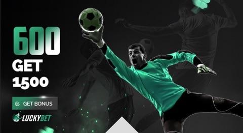 LuckyBet 3rd Deposit Sport Bonus
