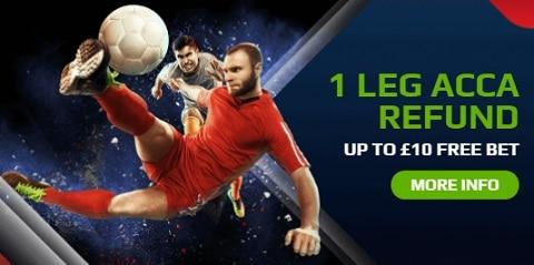 NetBet Sport Acca Refund