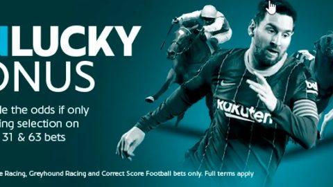 Sporting Index Unlucky Bonus