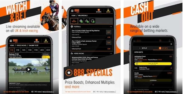 888Sport Android App