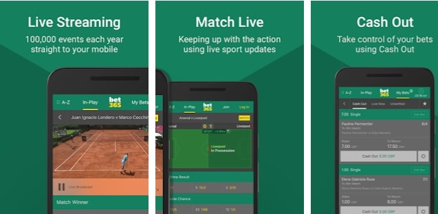 bet365 Android App