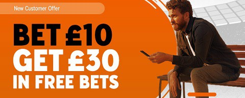 888sport New Customer Offer – Bet £10 Get £30 In Free Bets