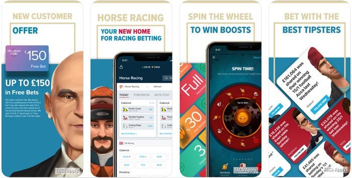 Betbull mobile app