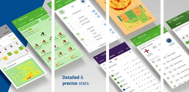 SofaScore app
