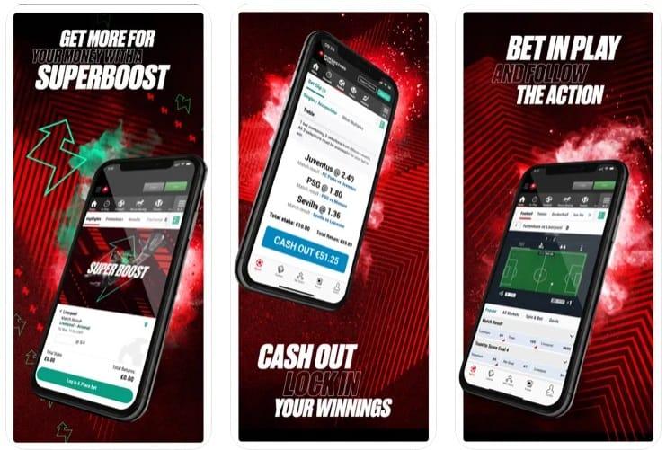Betstars Mobile App