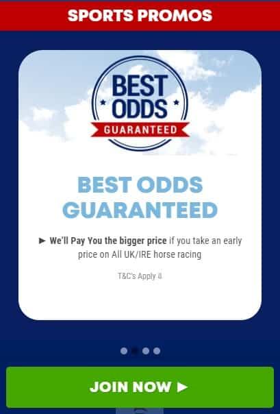 BoyleSports Best Odds Guaranteed