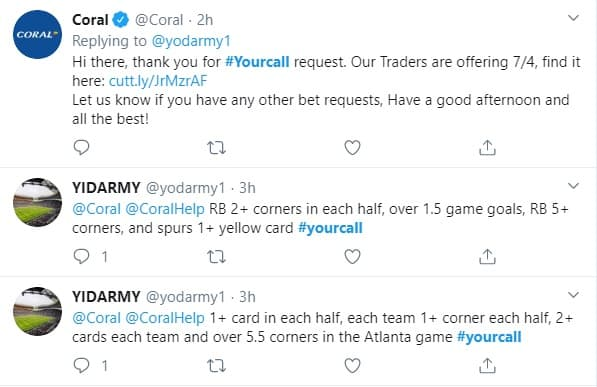 Coral Yourcall